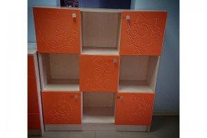 Комод стеллаж детский МДФ - Мебельная фабрика «Стандарт мебель»