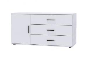 Комод Ультра с 3 ящиками - Мебельная фабрика «Приволжская»