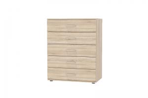 Комод Ультра с 5 ящиками - Мебельная фабрика «Приволжская»