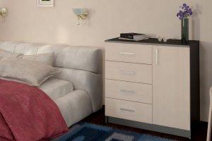 Комод в спальню В 7 - Мебельная фабрика «Империя»