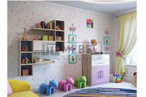 Комод в детскую - Мебельная фабрика «ITF Mebel»