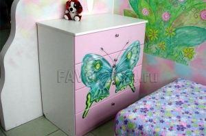 Комод в детскую комнату - Мебельная фабрика «Фаворит»