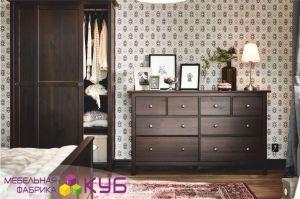 Комод в спальню - Мебельная фабрика «КУБ»