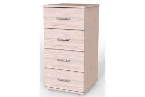 Комод 4 ящика Вилли - Мебельная фабрика «Алтай-Командор»