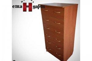Комод высокий - Мебельная фабрика «Стандарт мебель»