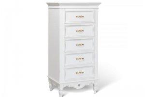 Комод высокий белый Софи - Мебельная фабрика «Веро»