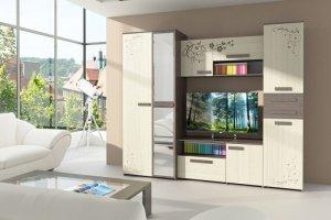 Компактная гостиная Новелла - Мебельная фабрика «СМ-Мебель»