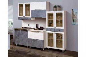 Компактная кухня Галька - Мебельная фабрика «Аджио»