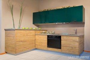 Компактная кухня GRAZIA LUX - Мебельная фабрика «KUCHENBERG»