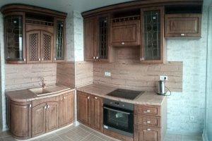 Компактная кухня в классическом стиле - Мебельная фабрика «Хорда Мебель»