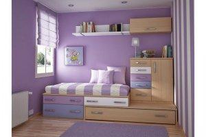 Компактная мебель для детской - Мебельная фабрика «Передовые технологии дизайна»