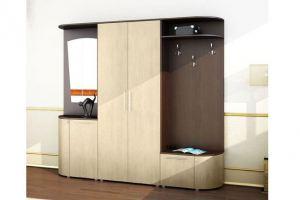 Компактная прихожая - Мебельная фабрика «Святогор Мебель»