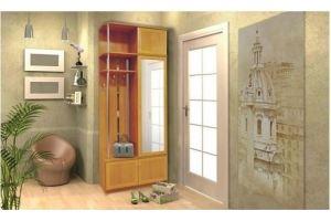 Компактная прихожая Ольга 11 - Мебельная фабрика «Балтика мебель»