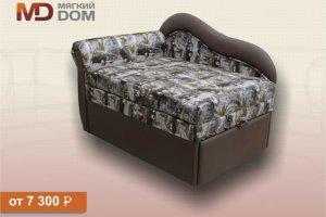 Компактная тахта Фея - Мебельная фабрика «Мягкий Дом»