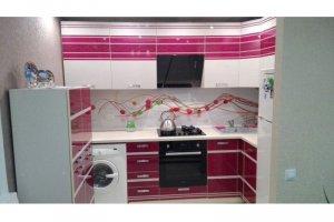 Компактная угловая кухня - Мебельная фабрика «Самеко»