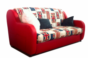 Компактный диван Аккордеон 071 - Мебельная фабрика «Rina»