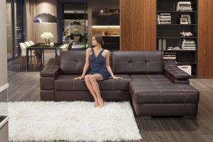 компактный диван–трансформер Globo - Мебельная фабрика «Sofmann»