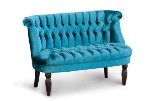 Компактный прямой диван Бордо - Мебельная фабрика «Яна»