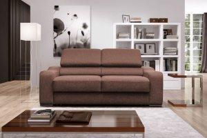 Компактный прямой диван FLEX Solo - Мебельная фабрика «Sofmann»