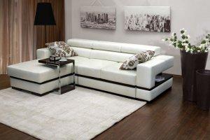 компактный угловой диван Gio - Мебельная фабрика «Sofmann»