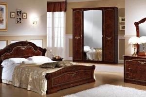 Комплект 4-x дверный Ирина орех - Мебельная фабрика «Диа мебель»