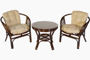 Комплект Багама дуэт ротанг - Импортёр мебели «Радуга»