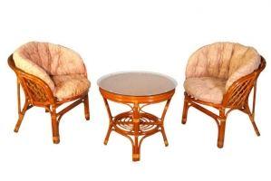 Комплект Багама дуэт с полными подушками - Импортёр мебели «Радуга»