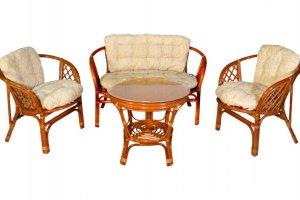 Комплект Багама с диваном - Импортёр мебели «Радуга»
