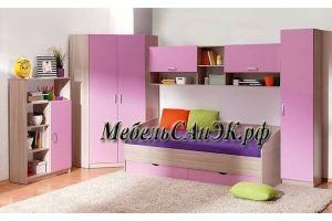 Комплект детской мебели 0013 - Мебельная фабрика «САнЭК»