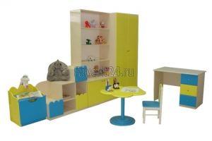 Комплект детской мебели - Мебельная фабрика «Фаворит»