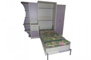 Комплект детской мебели с кроватью-трансформером - Мебельная фабрика «Муром (ЗАО Муром)»