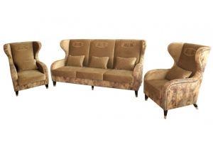 Комплект диван и 2 кресла Signature - Мебельная фабрика «Калинка»