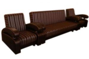 Комплект диван и два кресла Тритон - Мебельная фабрика «Эдем»