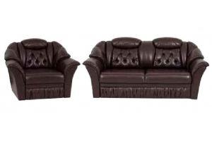Комплект диван и кресло Даллас БД - Мебельная фабрика «АСМ Элегант»