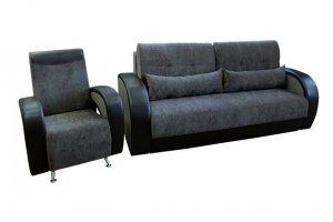 Комплект диван с креслом Соната 2 - Мебельная фабрика «Уют Волга»