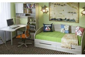 Комплект для детской 5 - Мебельная фабрика «Эльба-Мебель»