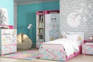 Комплект для детской Алиса 2 - Мебельная фабрика «Ваша мебель»