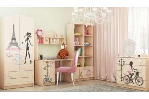 Комплект для детской Париж 3 - Мебельная фабрика «Ваша мебель»