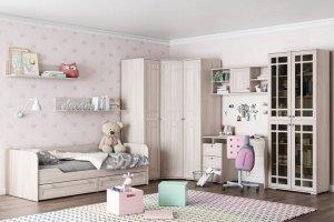 Комплект для детской Ривьера - Мебельная фабрика «Ваша мебель»