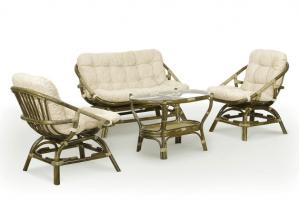 Комплект для гостиной с диваном 01/13 - Импортёр мебели «Радуга»