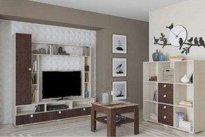 Комплект для гостиной с горкой Г 15 - Мебельная фабрика «Ваша мебель»