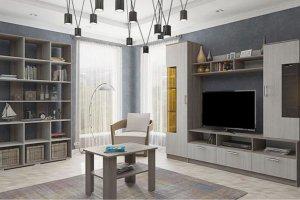 Комплект для гостиной с горкой Г 4 - Мебельная фабрика «Ваша мебель»