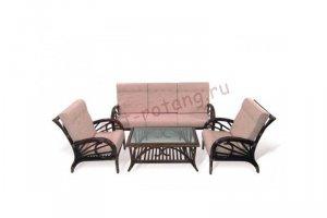 Комплект для отдыха 01/05А - Импортёр мебели «Элит-Ротанг (Индонезия)»