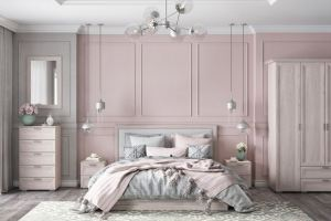 Комплект для спальни Александрия - Мебельная фабрика «Ваша мебель»