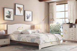 Комплект для спальни Прованс - Мебельная фабрика «Ваша мебель»