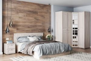 Комплект для спальни Ривьера - Мебельная фабрика «Ваша мебель»