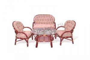Комплект для террасы 01/25 - Импортёр мебели «Элит-Ротанг»