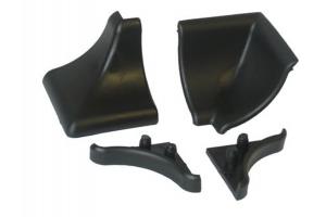 Комплект для установки плинтуса, черный - Оптовый поставщик комплектующих «СЛОРОС»