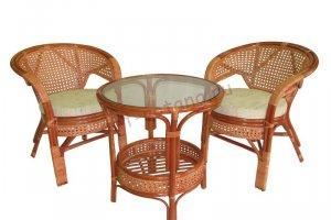 Комплект для завтрака 02/15 - Импортёр мебели «Элит-Ротанг (Индонезия)»