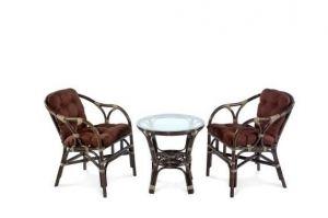 Комплект кофейный TERRACE SET ротанг - Импортёр мебели «Радуга»